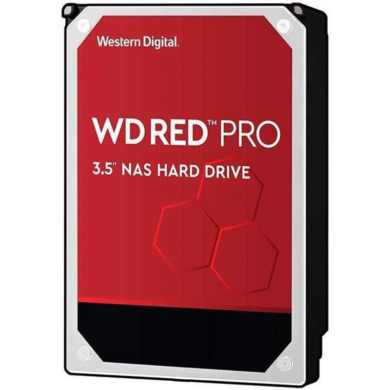 Накопитель HDD SATA 10.0TB WD Red Pro 7200rpm 256MB (WD102KFBX)