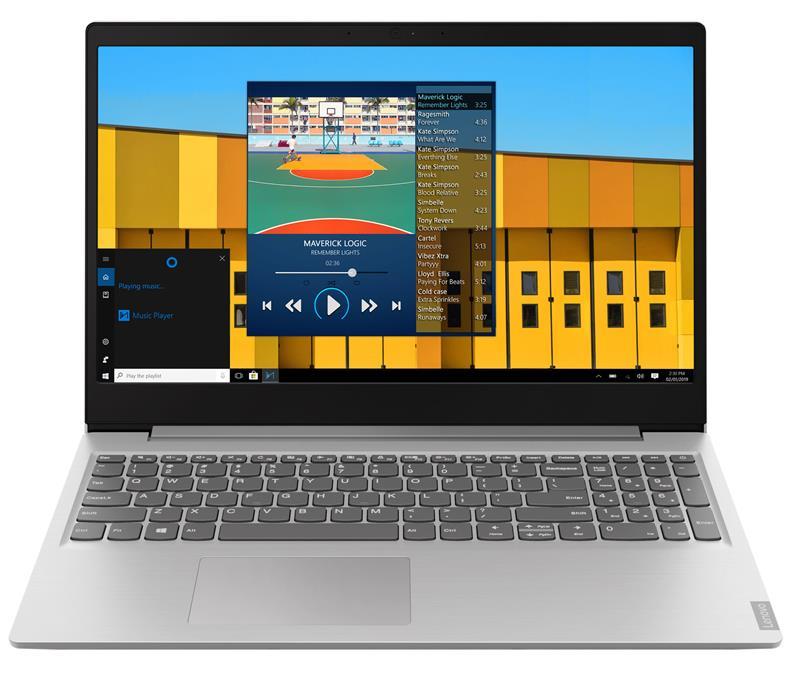 Ноутбук Lenovo IdeaPad S145-15API (81UT00HLRA) FullHD Grey