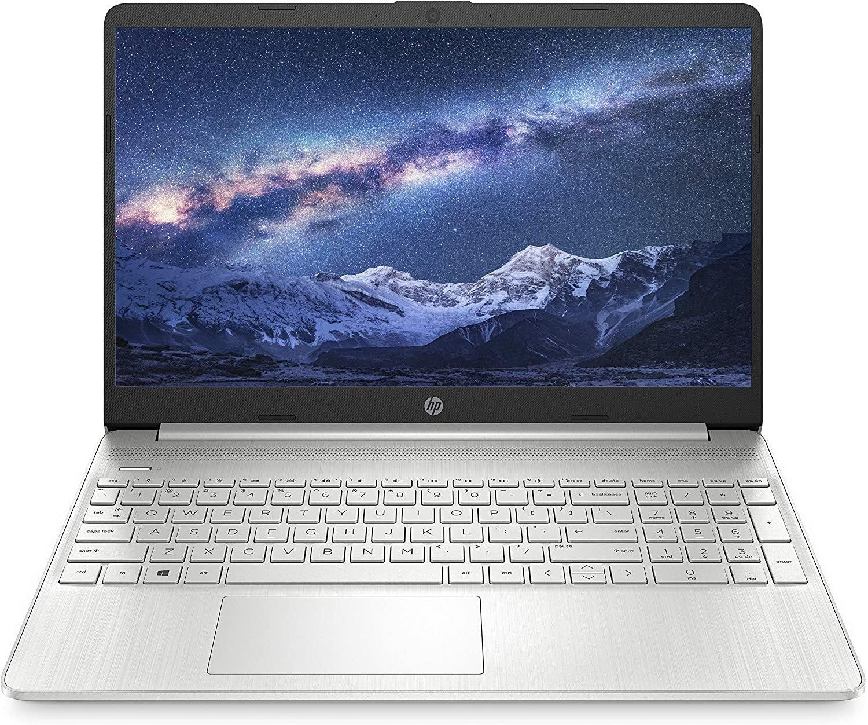 Ноутбук HP 15s-fq2040ur (33X75EA) FullHD Silver